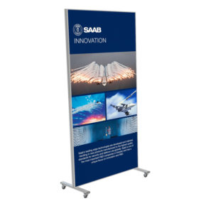 Swift Displays Tenstyle Banner Stand