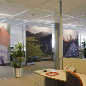 Swift Displays signs and banners