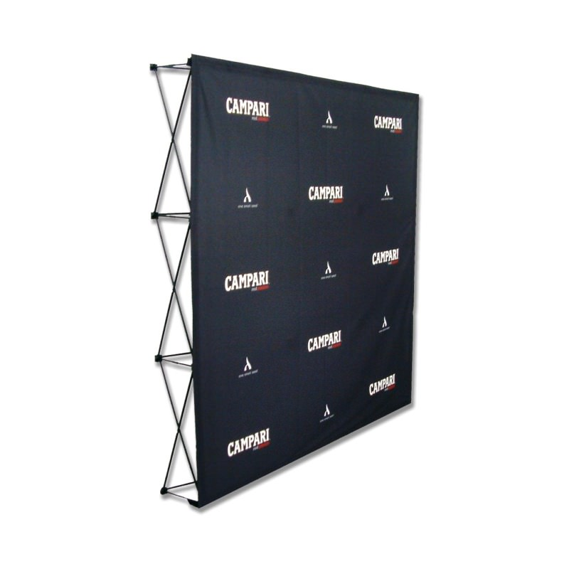Pop Up Banner Wall Straight