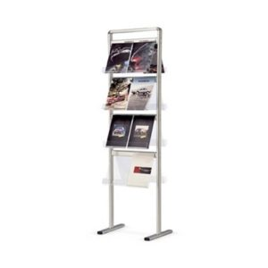 Swift Displays brochure stand