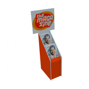 Swift Displays brochure & magazine displays