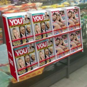 Swift Displays brochures & magazines