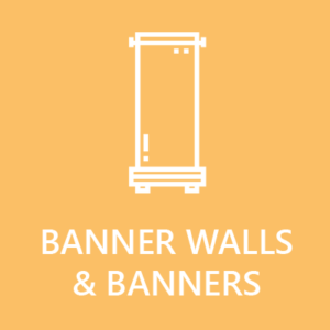 banner walls and banners
